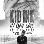 Kid Ink Announces 'My Own Lane' Tour With King Los & Bizzy Crook