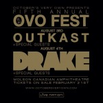 Drake Announces 2014 OVO Fest With Outkast