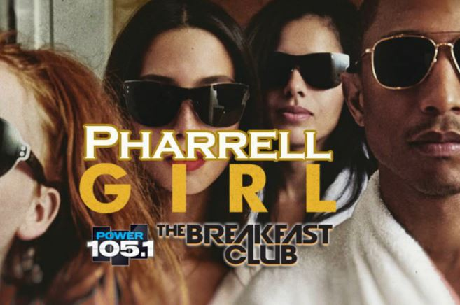 pharrell breakfast club