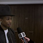 Zane Lowe Interviews Pharrell At BRIT Awards: Explains New Album Title