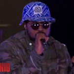 ScHoolboy Q Performs 'Man Of The Year' On Arsenio Hall Show