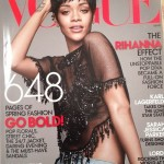 Rihanna Covers US Vogue