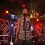 Sage The Gemini Performs 'Red Nose' & 'Gas Pedal' On Jimmy Kimmel Live