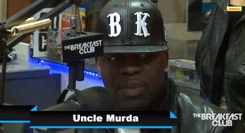 uncle murda-breakfast club