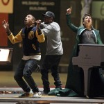 On The Sets: Alicia Keys, Pharrell & Kendrick Lamar – 'It's On Again'