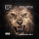 50 Cent – 'Animal Ambition' (Album Cover)
