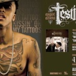 August Alsina – 'Kissin' On My Tattoos'