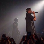 Jay Z & Kanye Perform At Samsung SXSW Concert Series