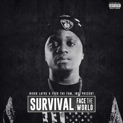 nikko lafre-survival face the world
