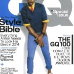 Pharrell Covers GQ (April 2014)