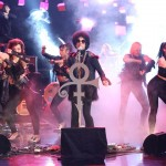 Prince & 3RDEYEGIRL Debut 'FUNKNROLL' On Aresenio Hall Show