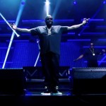 Rick Ross Performs 'Nobody' & 'B.M.F' On Le Grand Journal