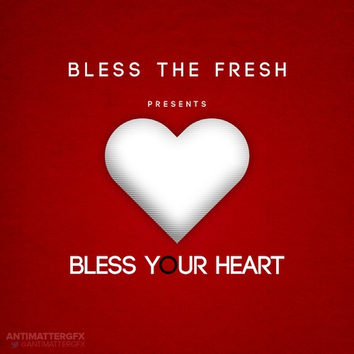 tony del freshco-bless_your_heart_artwork