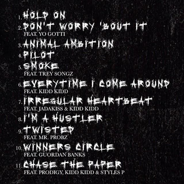 50 Cent – 'Animal Ambition' (Track List) | HipHop-N-More