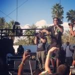 A$AP Rocky Debuts New Song At Coachella (Full Set)