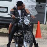 On The Set: Jay Z & Beyoncé Shoot New Video