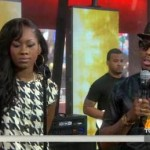 B.o.B & Priscilla Perform 'John Doe' On The Today Show