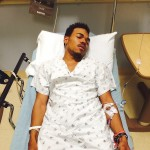 chance the rapper hospital