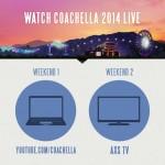 Both Weekends Of Coachella Festival 2014 To Be Streamed Live
