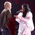 Eminem & Rihanna Perform 'Monster' At 2014 MTV Movie Awards