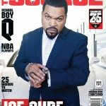 Ice Cube Covers The Source (April / May 2014)