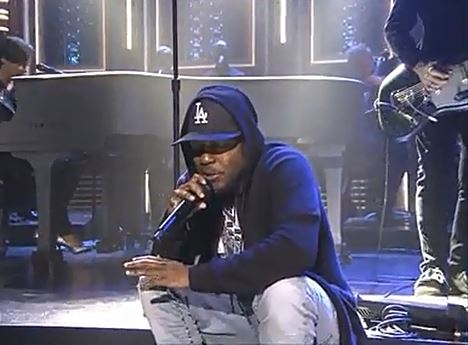 kendrick tonight show