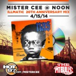 Mister Cee 'Illmatic 20th Anniversary' Mix On Hot 97