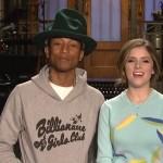Pharrell 'SNL' Promo