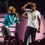 Pharrell Brings Out Jay Z To Perform Medley Of Hits At Coachella