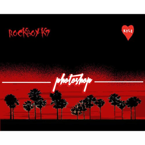 rockyboy k9-photoshop