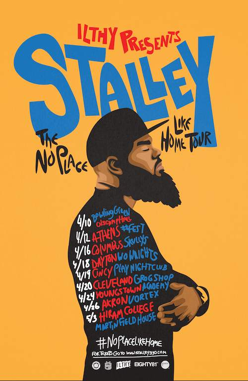 Stalley – 'Man Of The Year (Remix)' | HipHop-N-More