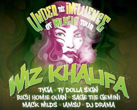 wiz tour