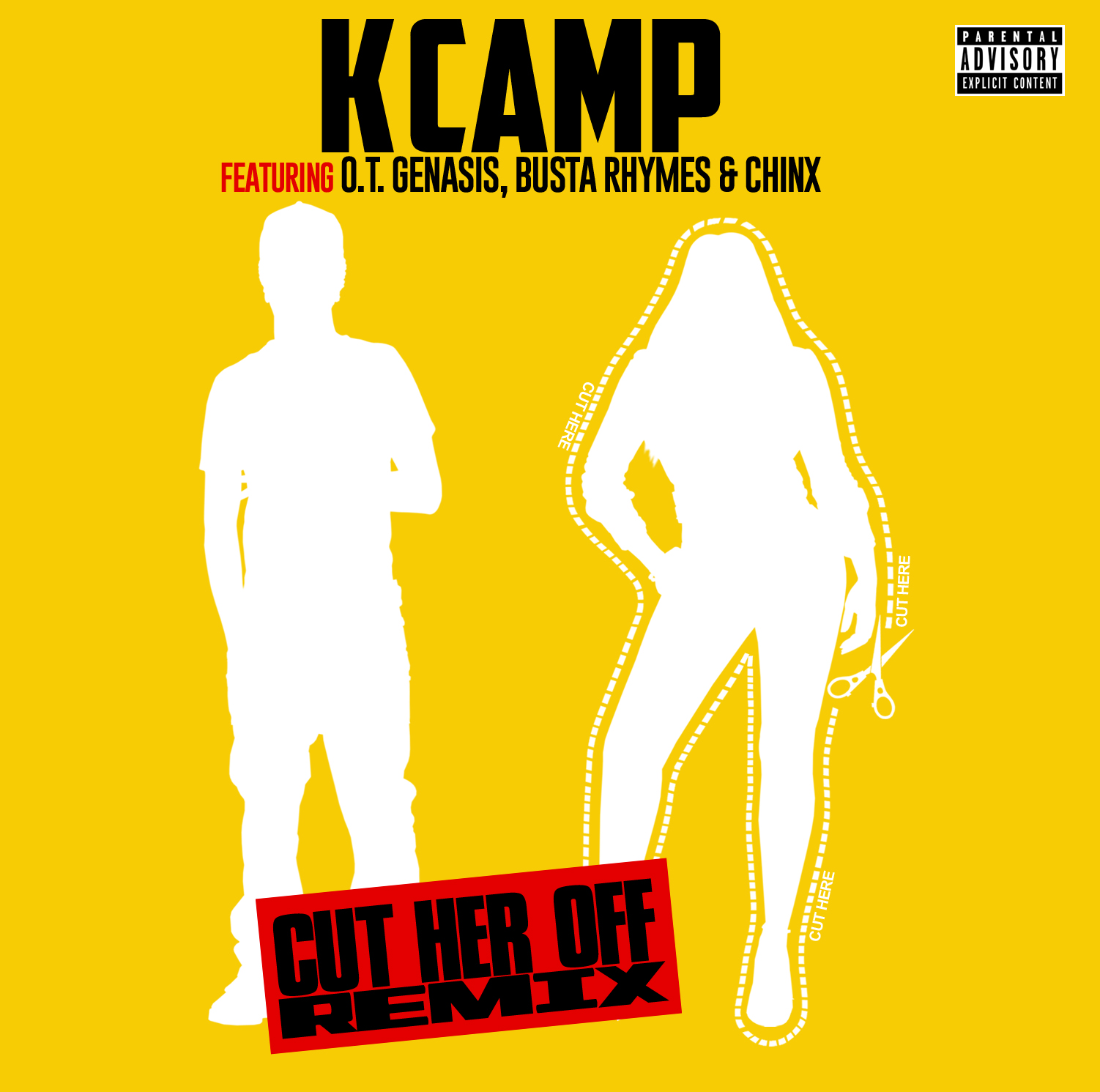 K Camp Cut Her Off Video Busta Rhymes, OT Genas...