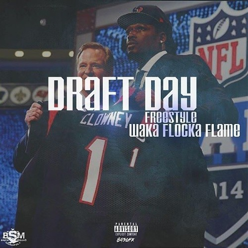 Waka Flocka Draft Day