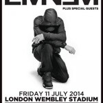 Eminem Reveals Show At Wembley Stadium & Talks 'Total Slaughter' With Zane Lowe