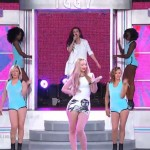 Iggy Azalea Performs 'Fancy' & 'Work' On Jimmy Kimmel Live