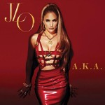 Jennifer Lopez – 'A.K.A.' (Album Cover)
