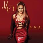 Jennifer Lopez – 'A.K.A.' (Album Cover)