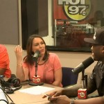 50 Cent Talks G-Unit Reunion, Slowbucks Incident & Issues With Son On Angie Martinez Show