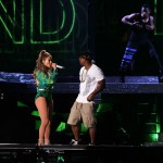 Jennifer Lopez Brings Out Ja Rule, Fat Joe & French Montana In The Bronx