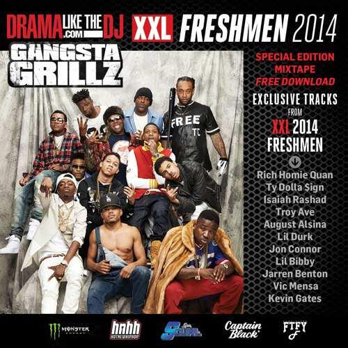 xxl freshmen mixtape 2014