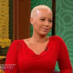 Amber Rose Addresses Kanye-Kim Wedding On Wendy Williams Show