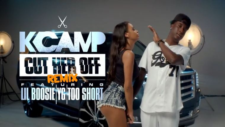 K Camp Cut Her Off Video cut her off remix  K Camp