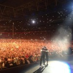 Eminem Performs At Wembley Stadium, Brings Out Dr. Dre