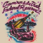 Cam'ron & A-Trak – 'Federal Reserve EP' (Artwork)