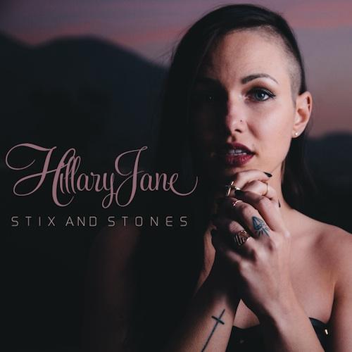 hillary jane - sitx and stones
