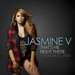 jasmine v thats me right there