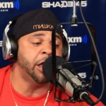 Joell Ortiz Freestyle On Sway In The Morning Show