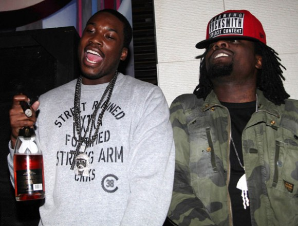 Meek Mill Disses Wale Over Not Promoting His New Album Hiphop N More