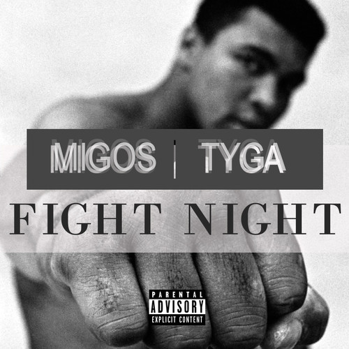 tyga fight night remix